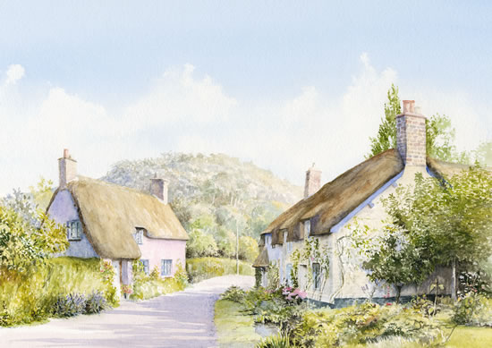 Down The Lane - Dunster